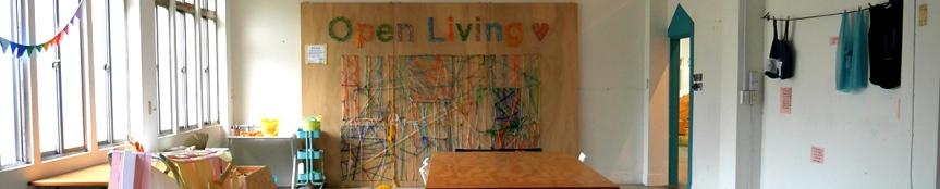 Open Living Lab : Une maison communautaire àYonghe