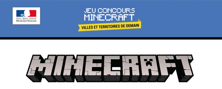 Concours Minecraft : villes et territoires dedemain