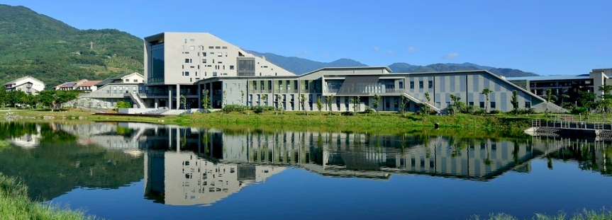 Rti : Bibliothèque de l'université nationale de Taitung
