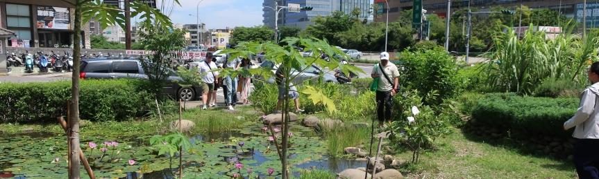 Rti : Les forêts comestibles de Hsinchu : quand l'espace public se mange!