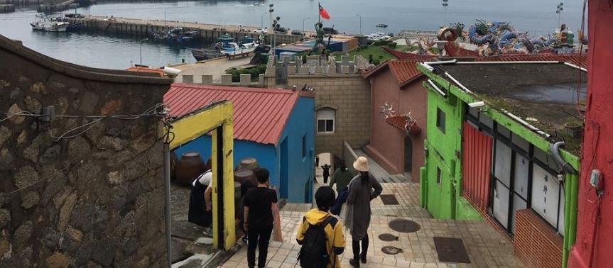 De jeunes taiwanais veulent faire revivre leur village natal sur les îlesMatsu
