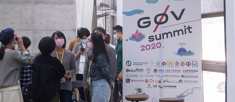 Nous étions au g0v summit, la biennale du civic hacking, de l'open source et de la démocratieouverte